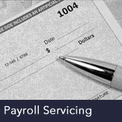Payroll Servicing